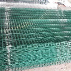 3d забор из сварной сетки